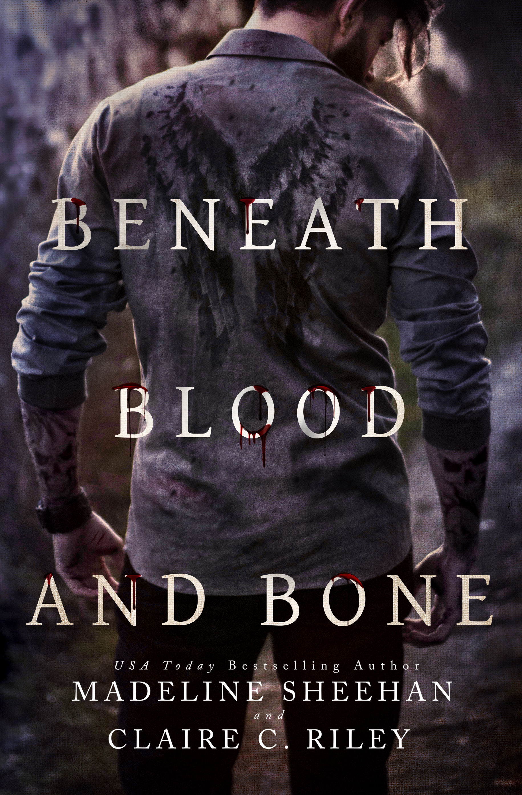 Release Day + Review: Beneath Blood and Bone by Claire C. Riley and Madeline Sheehand